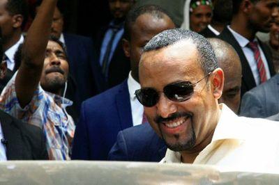 Primer ministro de Etiopía Abiy Ahmed, Nobel de la Paz