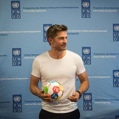 Jaime Lannister de Juego de Tronos se une a la lucha contra el cambio climático