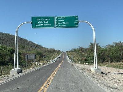 Inauguran 30 km de asfaltado en Vallemí