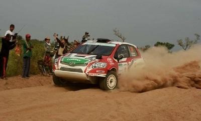 Intensos controles ambientales en varios tramos del Transchaco Rally