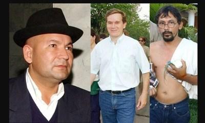 """Arrom, Martí y Colmán: """"Nadie puede estar a favor de un secuestro, estamos hablando de criminales"""""""