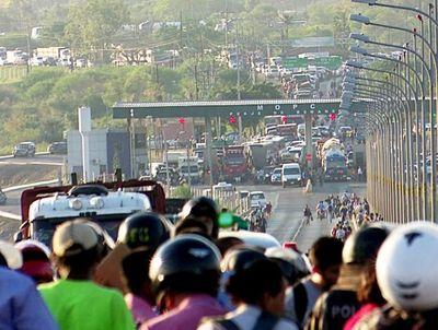 Indígenas anuncian que hoy no cerrarán el puente Remanso