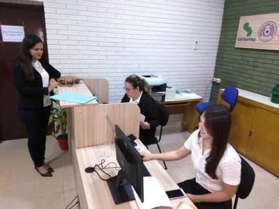 Catastro descongestiona su oficina central a través de agencias regionales