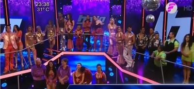 El ritmo disco dejó a 9 famosos sentenciadosen el Baila