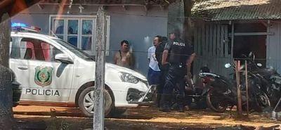 """Detienen a """"Mbururú"""" tras protagonizar nuevo incidente en Ciudad del Este"""