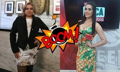 "Yren Rotela trató de ""Ignorante"" a panelista de tv"