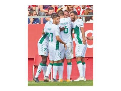 Danilo Ortiz y su primer gol