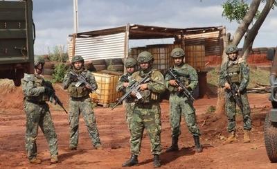 """HOY / """"El día a día es un riesgo"""", sostienen soldados de la FTC en el Norte"""