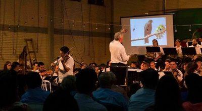 """La OSCA presentará el segundo concierto del ciclo """"Música para volar"""""""
