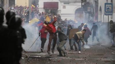 Habrá diálogo entre gobierno ecuatoriano e indígenas