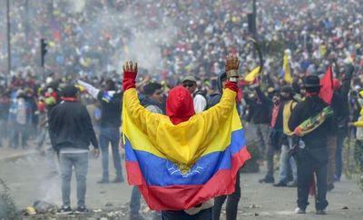 Ecuador: Diálogo entre el gobierno de Moreno y los indígenas empezará hoy domingo
