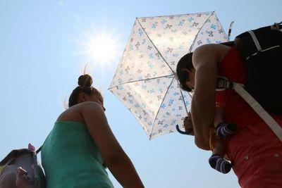 Anuncian domingo soleado y caluroso