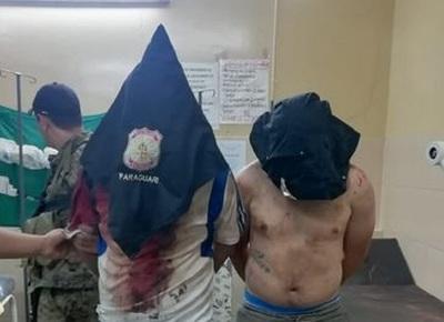 Detienen a sospechosos de asesinar a policía y comerciante en Quiindy