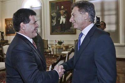 Senado manda al archivo proyecto de derogación del acuerdo Cartes-Macri
