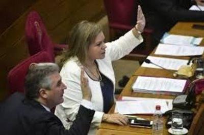 Lilian Samaniego solicita la renuncia del Cristian Kriskovich del JEM