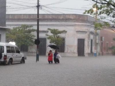 Boletín especial para el Sur por sistema de tormentas