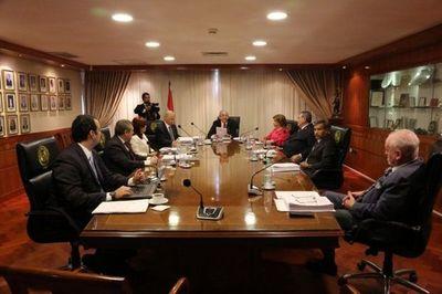 Presidente del JEM solicitó mantener una reunión con Ministros de Corte