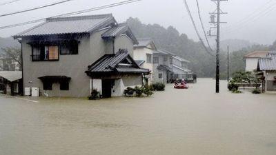 Embajada en Japón no reporta paraguayos afectados por el paso de tifón