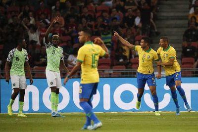 Brasil extiende la mala racha