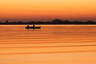 """""""Rostros del río"""": en canoa para medir cambio climático en Paraguay"""