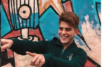 El youtuber Tomás Jantzon será papá