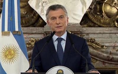 Macri ordenó a diplomáticos de Maduro que se retiren de Argentina