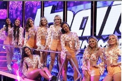 """Bailarinas del Baila se """"agarraron a trompadas"""""""