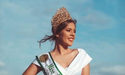 Paraguaya gana corona internacional