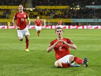 Austria da un gran paso hacia la Eurocopa 2020
