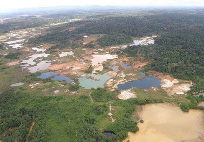 La mafia y guerrilleros explotan la Amazonía venezolana en búsqueda de oro