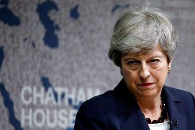 May convoca un gabinete de emergencia Cobra por la captura del petrolero británico en Ormuz
