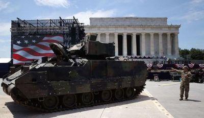 92 millones de dólares costará desfile por fiestas patrias de Estados Unidos