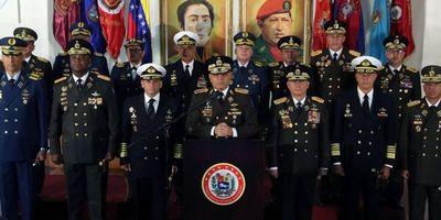 Militares de Colombia y EEUU instan a sus pares venezolanos que permitan la entrada de ayuda humanitaria