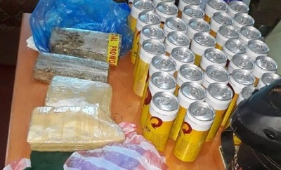 Guadiacárcel intentó ingresar marihuana y cervezas en penal