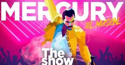 "HOY / Luces y sus sombras de Freddie Mercury en musical inédito ""The Show Must Go On"""