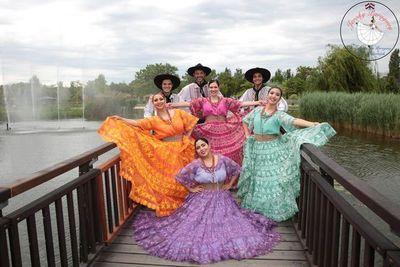 Festival paraguayo en Japón