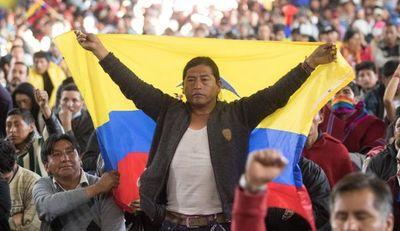 "Ecuador: indígenas piden ""inmediata"" salida de dos ministros"