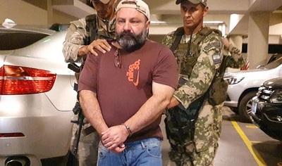Detienen a jefe narco brasileño en Villa Morra