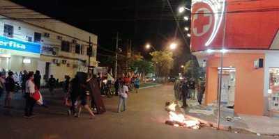Escrachan a los Urbieta nuevamente en Concepción