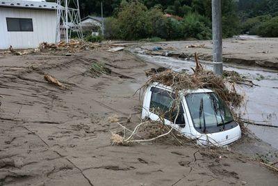 Tifón Hagibis dejó 56 muertos en Japón, según nuevo balance