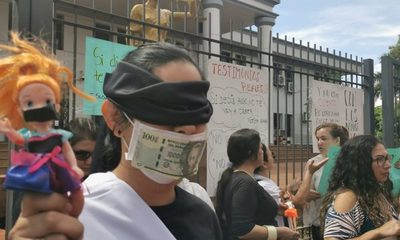 Juez prohíbe manifestaciones contra magistrados que liberaron a violador