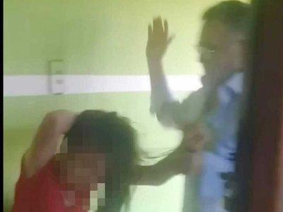 Imputan a señor que golpeó a su hija en la cabeza y la nuca