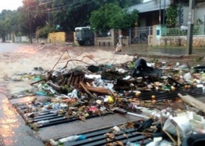 La gran diferencia entre Paraguay y Japón ante un fuerte temporal