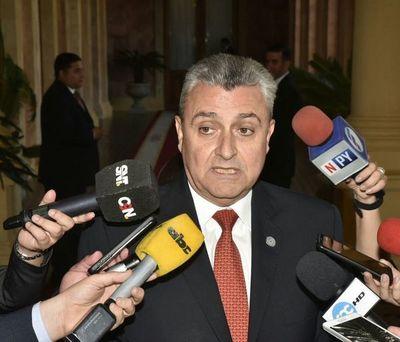 """Villamayor dice que interpelación le dio una """"mano gigantesca"""" y que Jefatura de Gabinete no es un premio"""