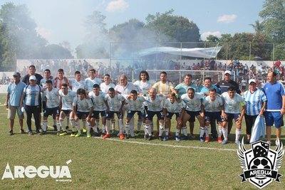 Achucarro y Ángel Ortiz, campeones en Areguá