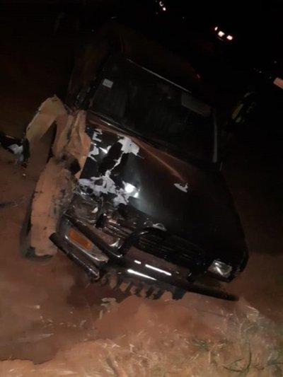 Niño que iba en carreta fallece en grave accidente de tránsito en Yhu