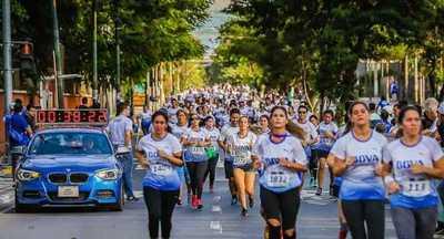 BBVA Paraguay presenta la carrera Marea Azul- 7°Edición