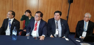 La Entidad Binacional Yacyretá participa de evento mundial sobre Hidroeléctricas