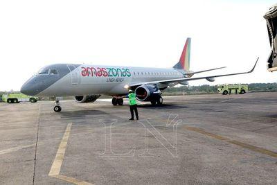 Amaszonas renueva flota de aviones