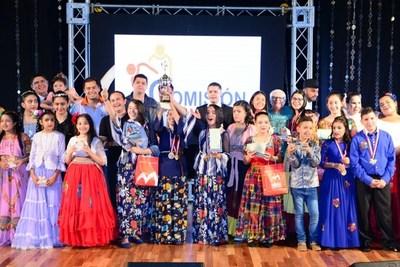 """Culminó el festival musical """"Interbarrios-Buscando Talentos 2019"""", en Ciudad del Este"""